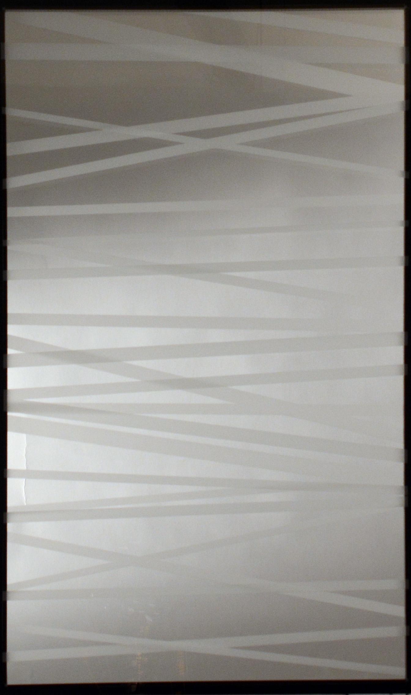 Sandblasted Kenyon S Glass
